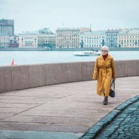 Петербурженка :: Ева Олерских