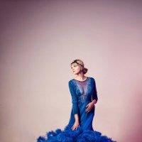Платье-облако :: Юлия Астратенко