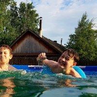 Короткое северное лето... :: Олег Петрушов