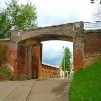Смоленск.Старая крепость. :: Александр Атаулин