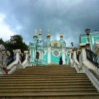 Путь к храму. :: Александр Атаулин