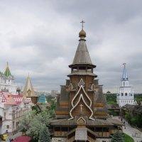 Измайловский Кремль. Церковь святого Николая Чудотворца :: Дмитрий Никитин