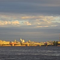 рассветный Петербург :: Елена
