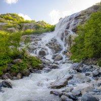 Алибекский водопад :: ФотоЛюбка *