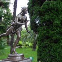 Парковая скульптура :: Светлана Беляева