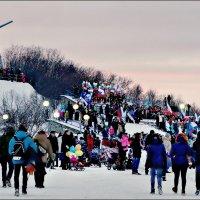 Североморск встречает своих моряков... :: Кай-8 (Ярослав) Забелин