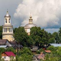 Церковь Николая Чудотворца. :: Владимир Безбородов
