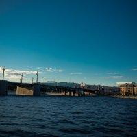 Питер Кантемировский мост :: Юрий Плеханов