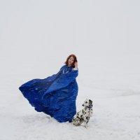 """""""Снежная бездна"""" :: Ирина Голубятникова"""