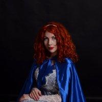"Портрет к серии ""Снежная бездна"" :: Ирина Голубятникова"