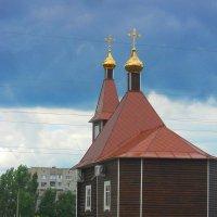 Церквушка :: Галина Медведева