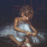 Балерина. :: Наталья Борисова