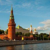 Прогулки по Москве. Вид на Кремль. :: Alexander Petrukhin