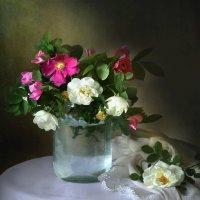 Цветы июня :: lady-viola2014 -