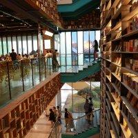 Книжный мир. Сеул :: Ilona An