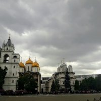 КРЕМЛЬ. МОСКВА 2017 :: Tata Wolf
