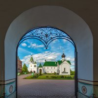 Муромский Спасо-Преображенский мужской монастырь :: Валерий Горбунов