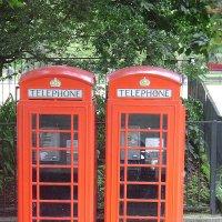 Лондон в квадрате :: Марина Домосилецкая