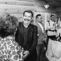 Отец на свадьбе :: Dmitriy Predybailo