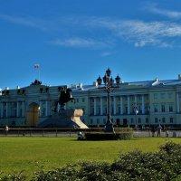 На Сенатской площади... :: Sergey Gordoff