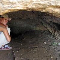 Пещера :: Вера Щукина
