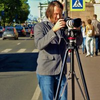 Человек за работой... :: Sergey Gordoff