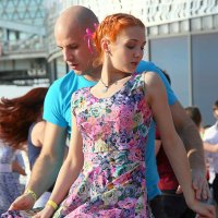 танец вдвоём :: Олег Лукьянов
