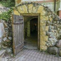Святая пещера преподобного Саввы. :: Михаил (Skipper A.M.)