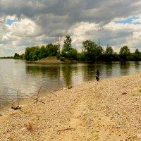 рыбалка в перемену погоды :: Александр Прокудин