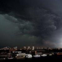 вид из моего окна в 14:53 30 июня :: Михаил Бибичков