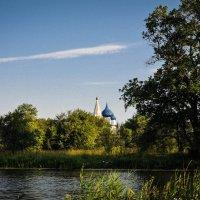 ...Утро в Суздале... :: Игорь Сорокин