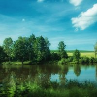 Простой пейзаж. :: Svetlana Sneg