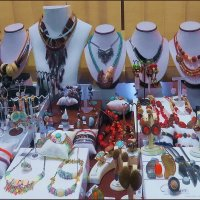 Ювелирные изделия в Крыму :: Ирина Лушагина