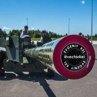 МТ-12 100 мм орудие :: Vectorkel Иванов