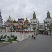 Вход в Измайловский Кремль :: Дмитрий Никитин