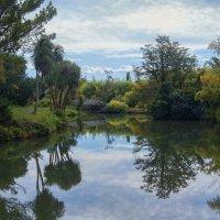 В старом парке :: vladimir Bormotov