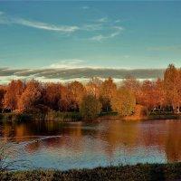 В закатном очаровании... :: Sergey Gordoff