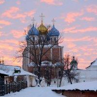 Рязанский кремль :: Надежда Водорезова