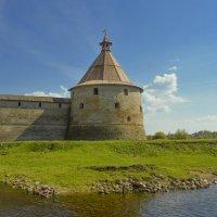 Наугольная (Головина) башня :: bajguz igor