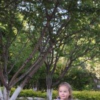 В саду :: Julia C.