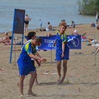 Пляжный гандбол :: Savayr