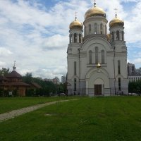 Храм Всех Святых.. :: Наталья Денисова