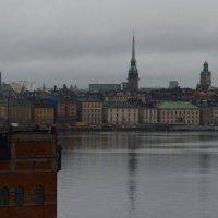 Стокгольм :: Наталья Левина