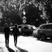 Тополиный пух, жара, июль ... :: Алексадр Мякшин