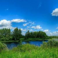 Смоленское лето :: Милешкин Владимир Алексеевич
