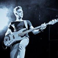 Яков, бас-гитарист :: Анатолий Комаров
