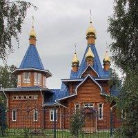 Владимирский храм.  Чебоксары :: MILAV V