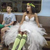 Сбежавшая невеста :: Елена Логачева