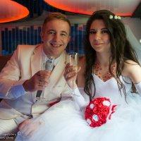 Андрей и Оксана. :: Владимир Питерский