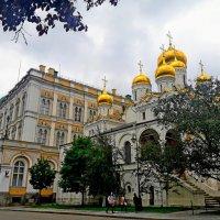 Благовещенский собор Кремля :: Tata Wolf